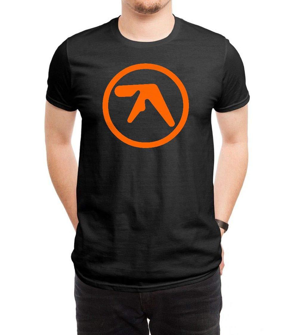 Xiaomingyi Aphex Twin Logo T Shirt 6401