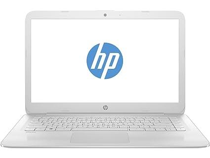 "HP 14-ax003ns Stream - Ordenador portátil español de 14"" HD (Intel Celeron"
