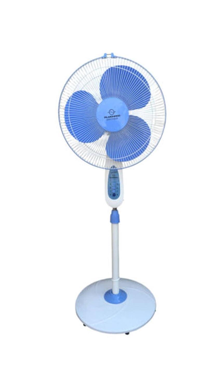 """Almonard 16"""" Airstrom Pedestal Fan Blue ( 400 mm ): Amazon.in: Home ... for Pedestal Fan Almonard  186ref"""
