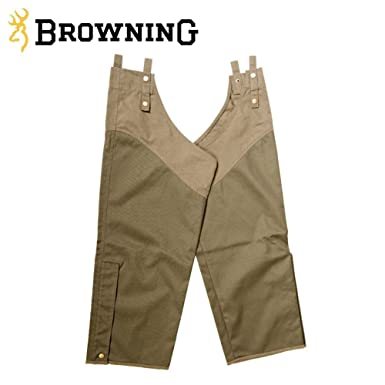 Browning X-Treme Tracker Chaps - Green Healthy High Quality Designer