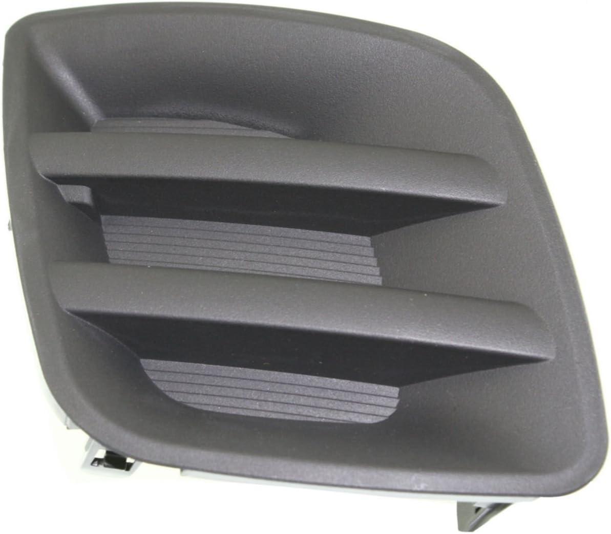 New TO1039127 Front Passenger Side Fog Light Cover for Toyota RAV4 2009-2012
