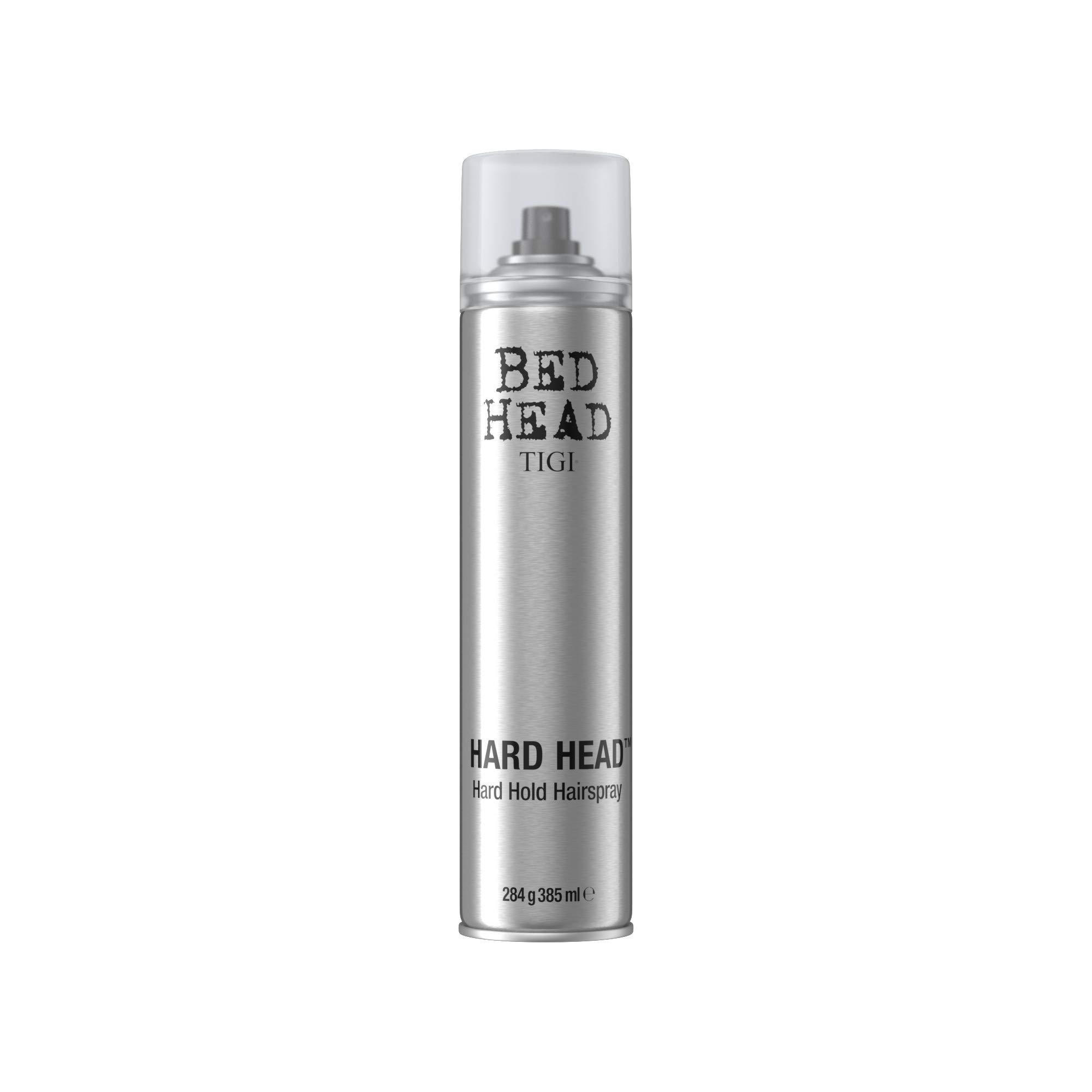 TIGI Bed Hard Head Extra Strong Hold Hair Spray, 10.6 Ounce by TIGI
