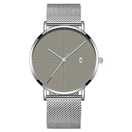XBKPLO Luxury Quartz Watch Men,Japanese Quartz Watches for Men,Quartz Pocket Watches for