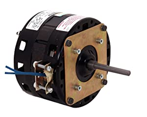A.O. Smith OTC6001 1/15 HP, 1500 RPM, 1 Speed, 42Y Frame, CCWLE Rotation, 5/16-Inch by 2-3/4-Inch Flat Shaft OEM Direct Replacement