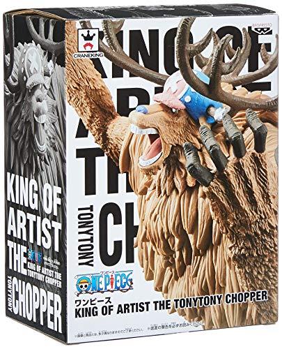 Action Figure Onepiece - King Of Artist - Tonytony Chopper Bandai Banpresto Multicor