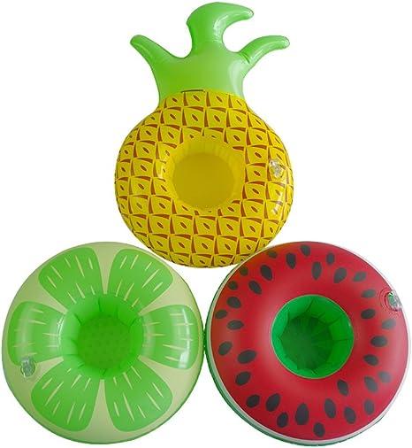 Amazon.com: BFU 9piezas inflables fruta forma Bebida ...