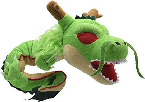 Dragon Ball Z - Peluche Shenron, 30 cm: Amazon.es: Videojuegos