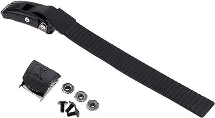 vis /écrous accessoires universels et faciles /à installer 1 # POFET Lot de 2 sangles de rechange pour patins /à roulettes avec boucle