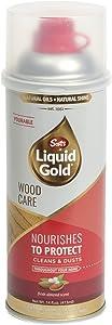 Scott's Liquid Gold, 14 oz. Wood Cleaner Preservative, 14oz, LiquidCan, Multicolor