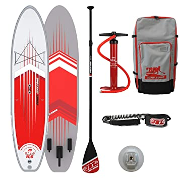 JBAY.zone Tabla de Stand Up Paddle Surf Sup Hinchable Modelo Wind ...