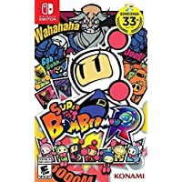 Deals on Super Bomberman R Nintendo Switch
