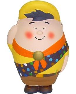 Amazon De Disney Pixar Oben Up Figur Aus Kunststoff Motiv Russel
