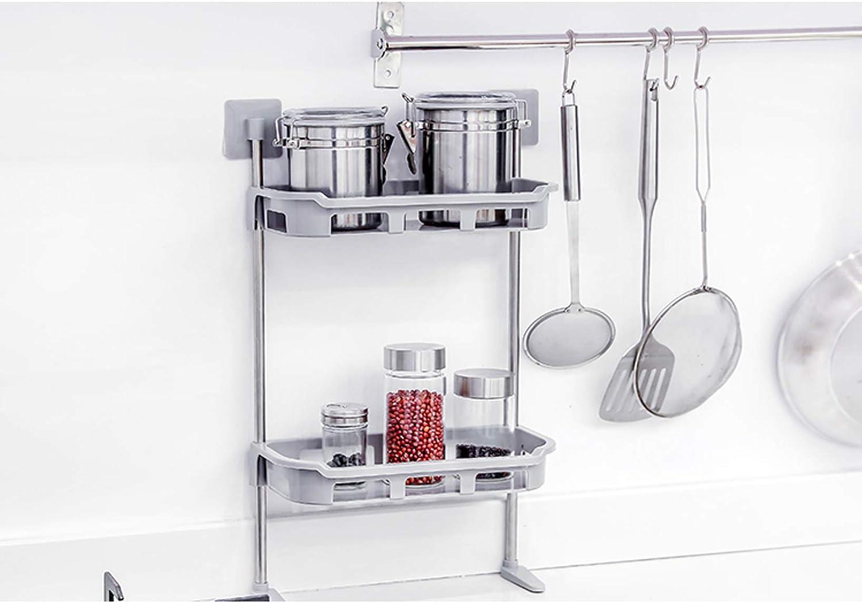Over The Toilet Storage Rack Grey, 1 Tier Kitchen Bathroom Organizer Shelf,Toilet Paper Holder