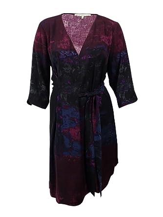 80e7be36c3b Image Unavailable. Image not available for. Color  RACHEL Rachel Roy Curvy  Trendy Plus Size Asymmetrical Dress 20w