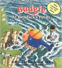 Budgie at Bendick's Point: Sarah Ferguson: 9780671676841: Amazon com