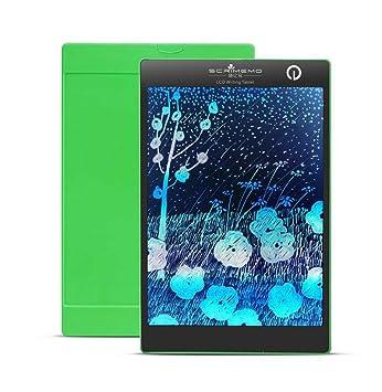 JAKROO (9.7 Pulgadas) LCD Velcro/Pizarra portátil ...