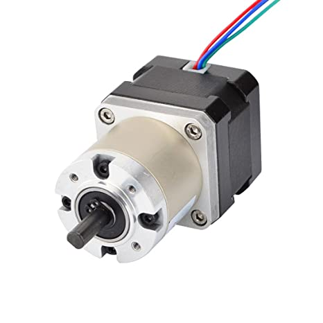 Amazon Com 27 1 Planetary Gearbox Nema 17 Stepper Motor Diy Cnc