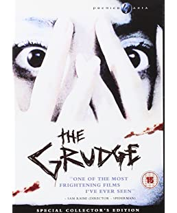 Ju-On - The Grudge (Non US Format, PAL, Region 2)