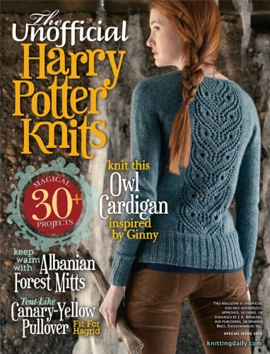 The Unofficial Harry Potter Knits Special Issue Magazine