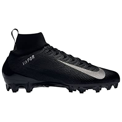 quality design 6ebbd 4a665 Nike Vapor imprenable Pro 3 pour Homme Football Crampons, Noir (Black White-