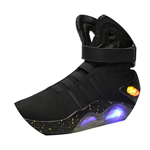 Amazon.com | Glowing Soldier Ankle Boots Limited Edition Led Light Up Footwear Zapatillas | Boots