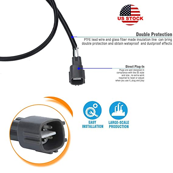 Amazon.com: Professional Downstream O2 Oxygen Sensor Direct ... on