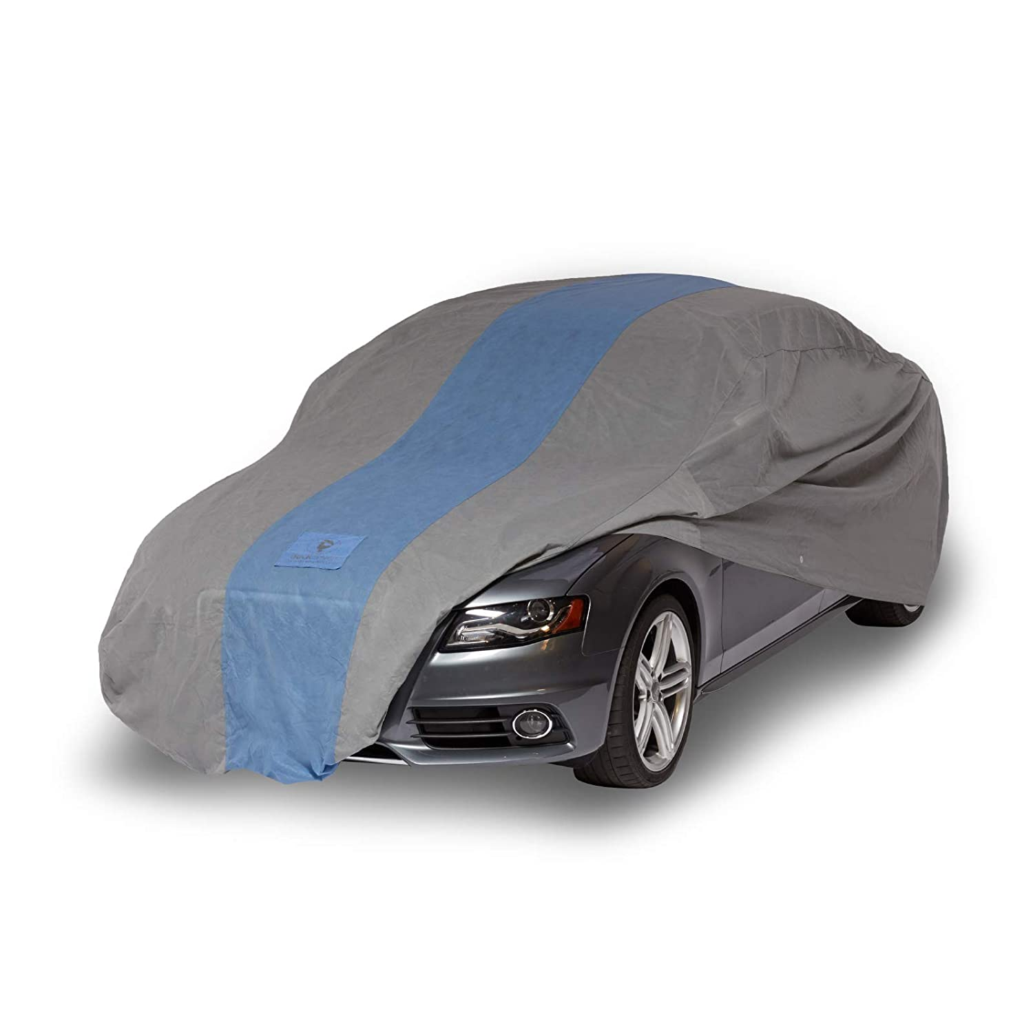 Duck Covers Defender Indoor Car Cover, Limited 2 Year Warranty,  Fits Sedans up to 16 ft. 8 in. A1C200
