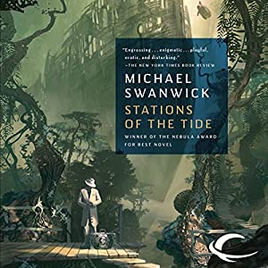 Stations of the Tide Audiobook