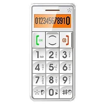 TELFONO CELULAR DESBLOQUEADO JUST5 J509 color White