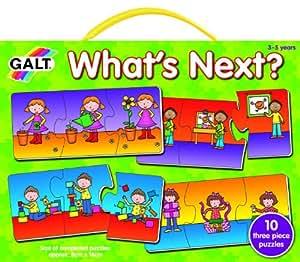 Galt 26632 - What's Next? Geschichtenpuzzle