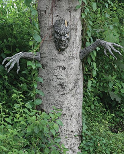 Seasons Spooky Living Tree Decoration]()