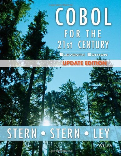 COBOL for the 21st Century by Wiley