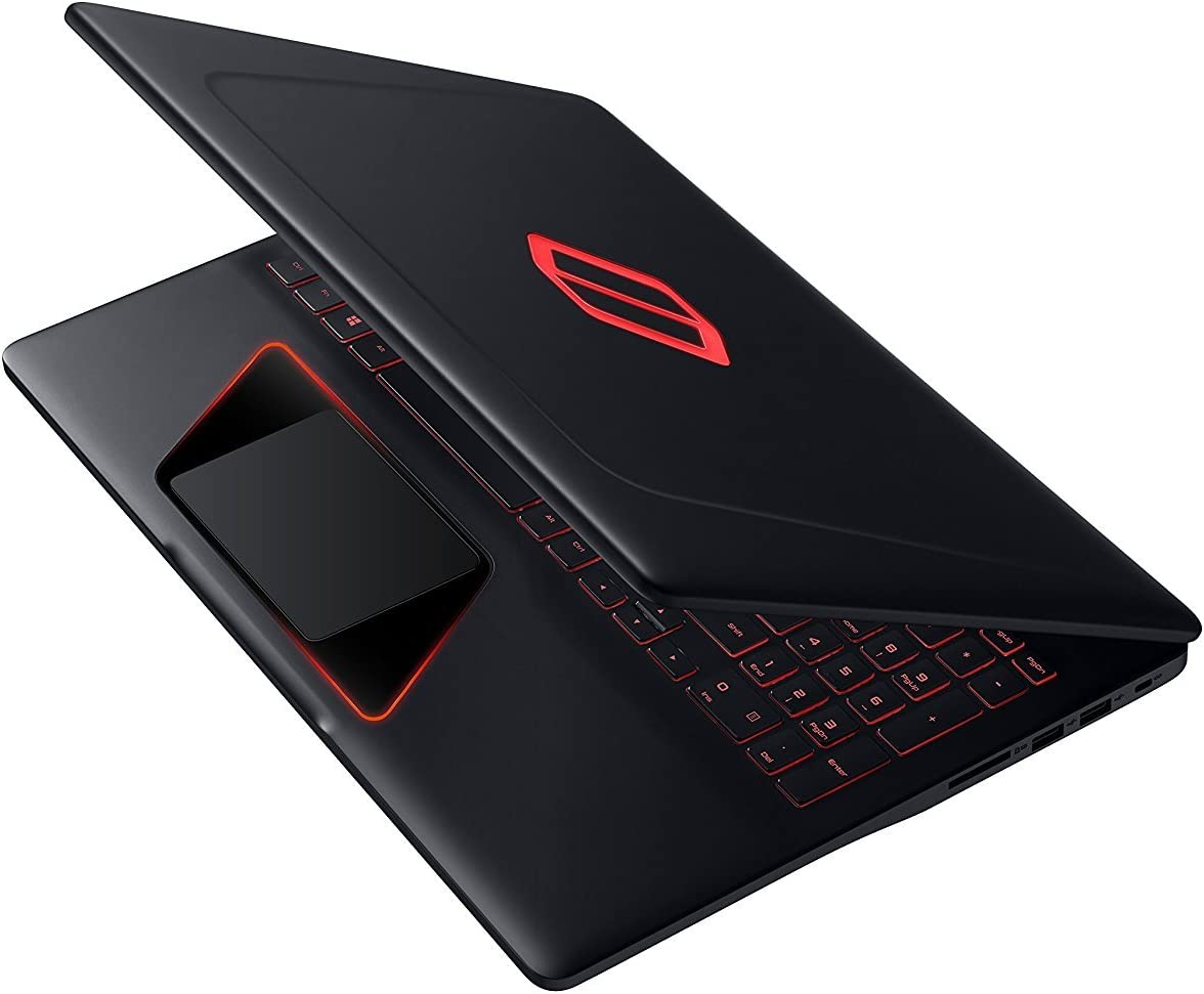 """Samsung 15.6"""" Notebook Odyssey 1TB SSD 2TB HD 32GB RAM (Intel Processor Quad Core i7-7700HQ Turbo Boost to 3.80GHz, 32 GB RAM, 1 TB SSD 2 TB HD, 15.6"""" FHD LED, Win10) PC Laptop Computer"""