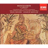Monteverdi: L'Orfeo (1994) Audio CD