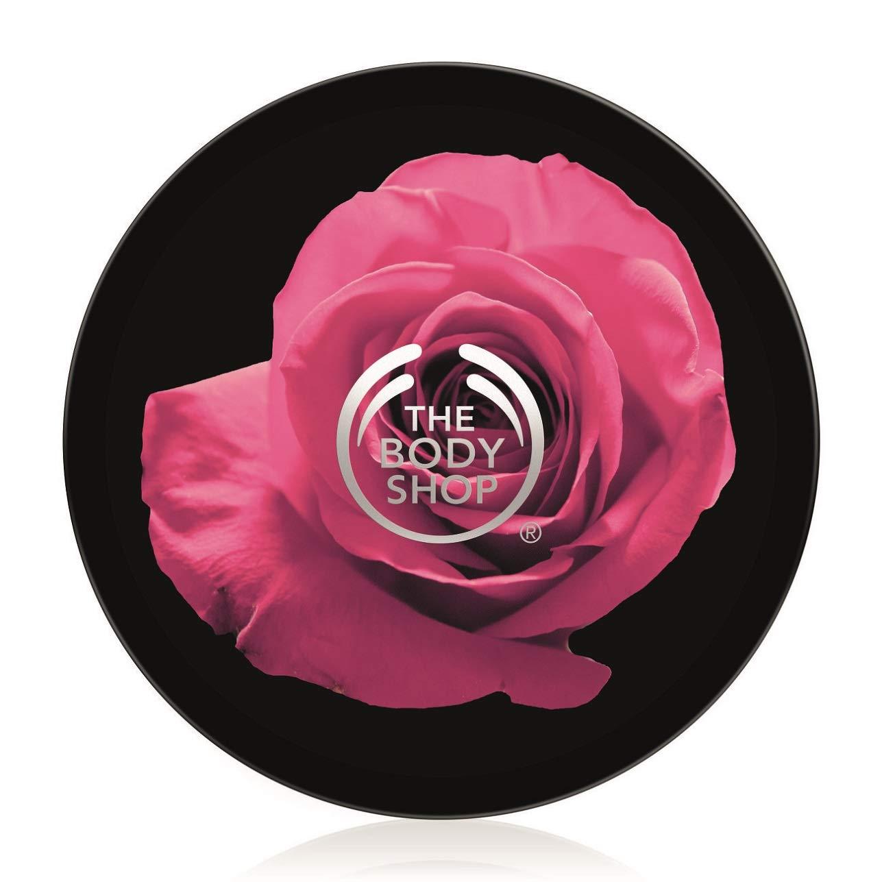 The Body Shop British Rose Body Butter Moisturizer - 200ml