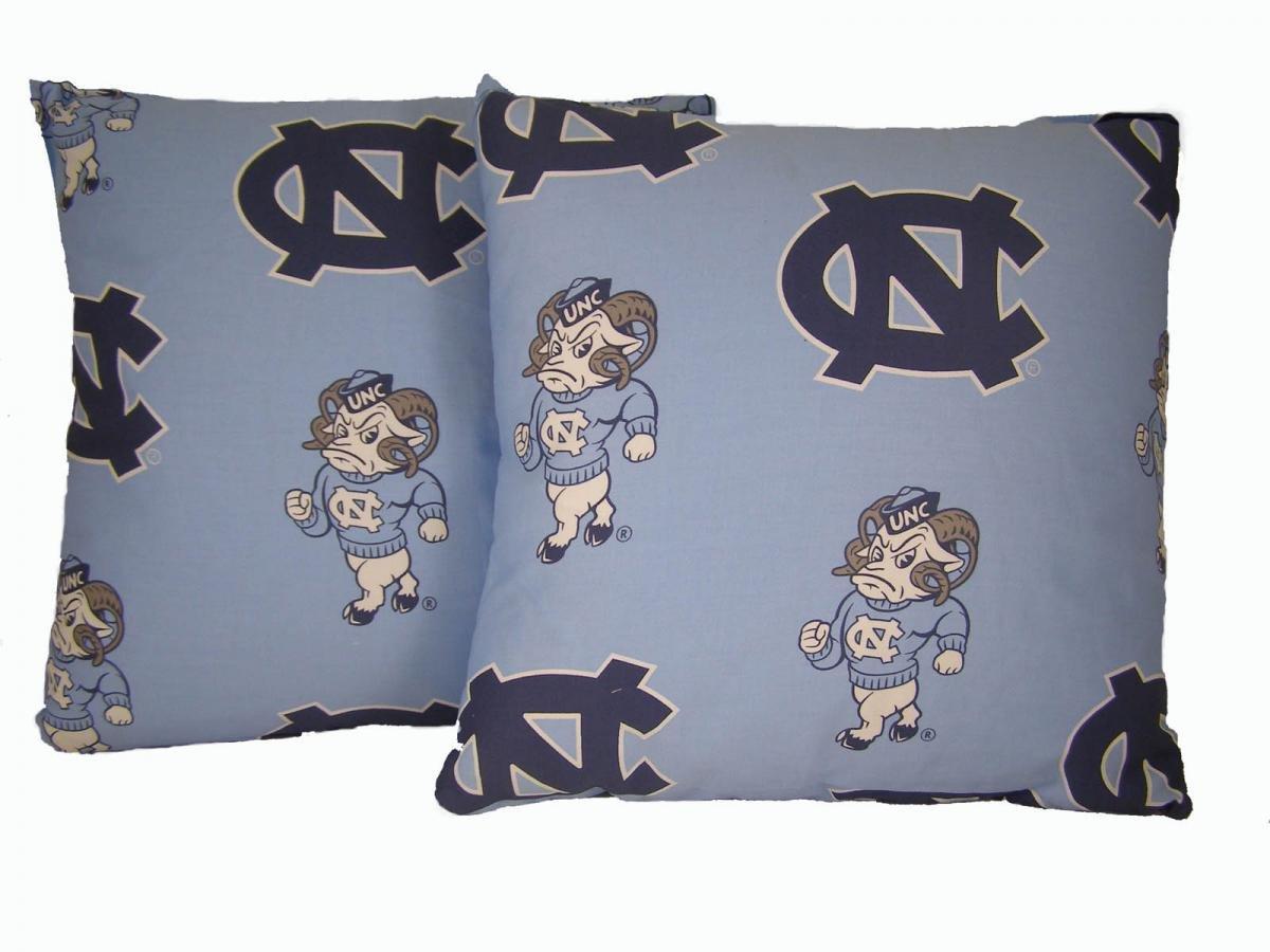 大学はNCUDPPR UNC 16×16装飾枕セットをカバー   B005K09N9E