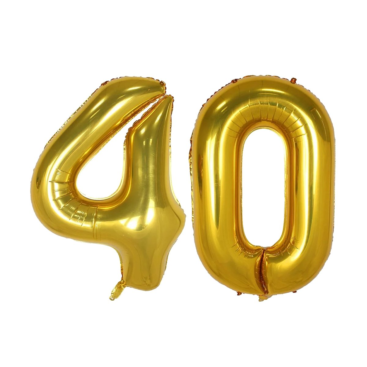 40inch Gold Number 60 Balloon Party Festival Decorations Birthday Anniversary Jumbo Foil Helium Balloons Supplies Use Them As Props For Photos