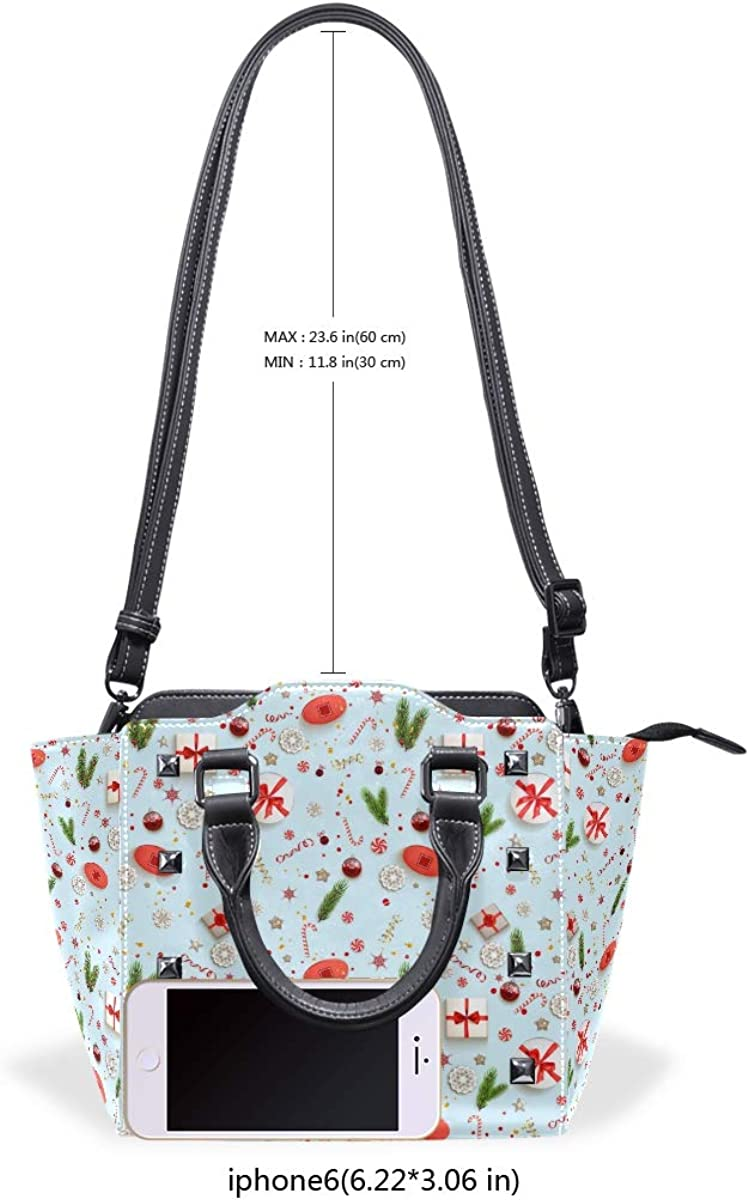 Christmas Gift And Candy Womens fashion Handbags Shoulder Bags Handle Satchel