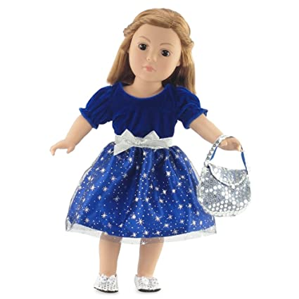 225d46f5372 Amazon.com  18 Inch Doll Clothes