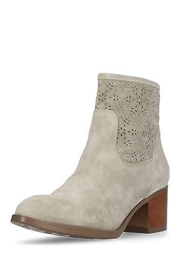 CAFèNOIR Damen Cafe Noir Damen Stiefeletten Stiefel echt Leder Schuhe dc95ea5c52