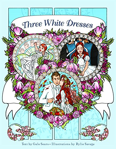 Three Dresses White - Three White Dresses