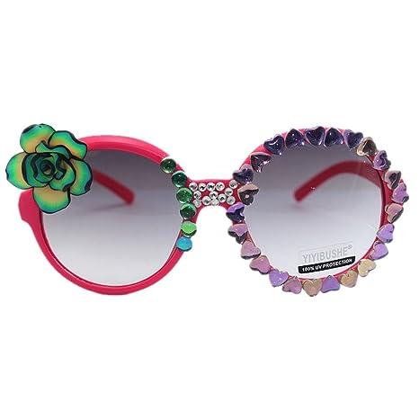 Cvbndfe - Gafas de Sol para Mujer, diseño Retro asimétrico ...