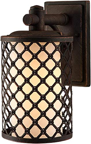 GZBtech Indoor Outdoor Wall Lantern