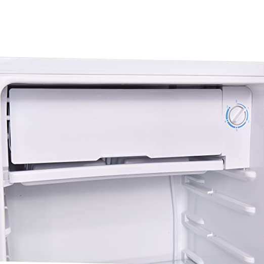 90L Nevera Refrigerador clase A+MINI Compacto congelador termostato adjustable Hotel Mini Bar Restaurante Apartamento: Amazon.es: Hogar