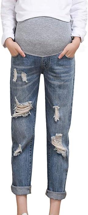 0f644a4d5bf Amazon.com  Pregnancy Pants Extendor