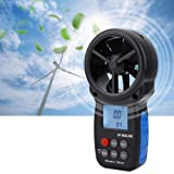Digital Anemometer, 866B-WM Handheld Digital Wind