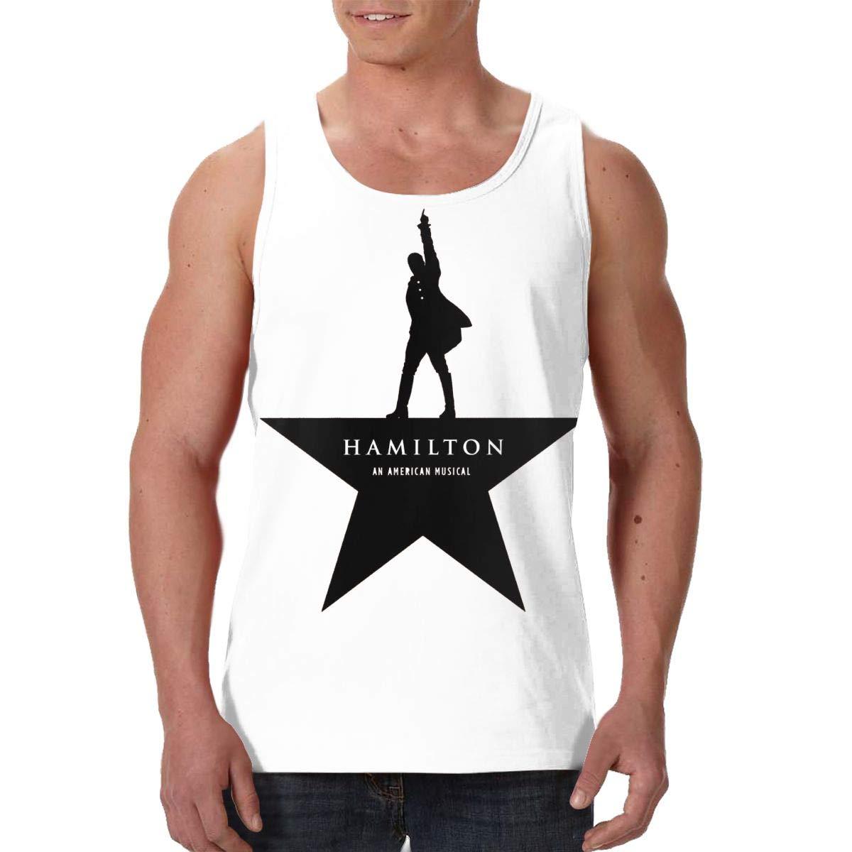 Martina Houston Musicals Hamilton American Musical Cool Breathable Tank Top Shirt