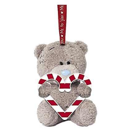 5ab6d72d67 Image Unavailable. Image not available for. Color  Me to You Teddy Bear  Christmas Tree ...