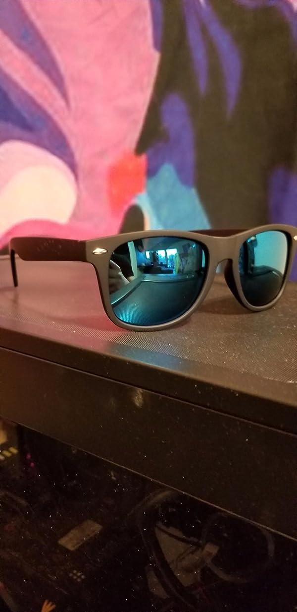 Joopin Unisex Polarized Sunglasses Classic Men Retro UV400 Brand ... 77ddc3f0890c