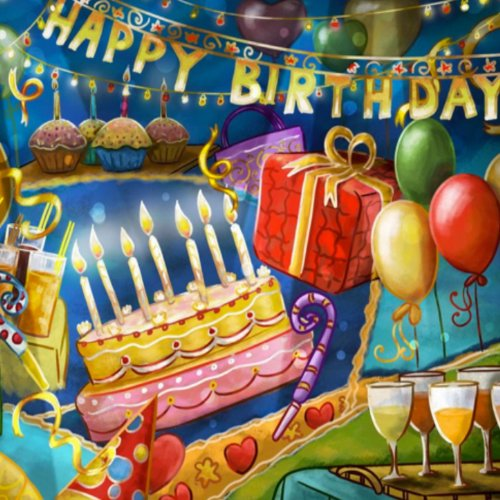Happy Birthday: Party Time [Clean] - Happy Birthday Tunes